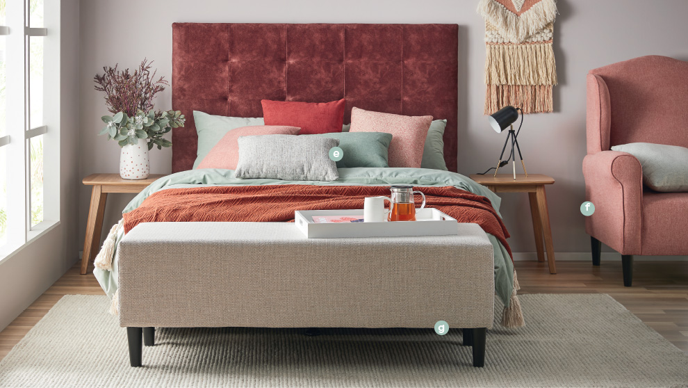 MyChoice Bedroom - Design it your way!