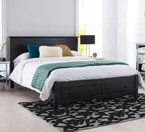 Amberlea Queen Storage Bed