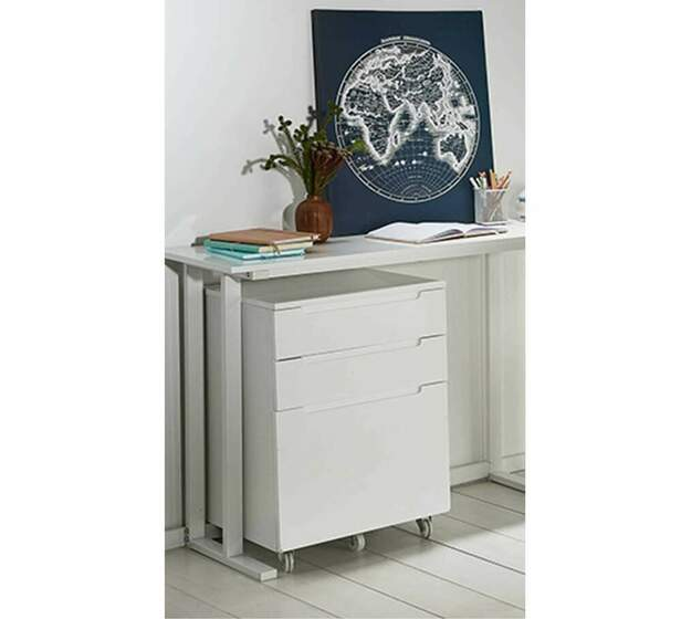 Adapt 3 Drawer Filing Cabinet