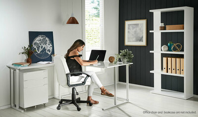 Adapt Office Package in White