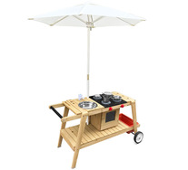 Alfresco Kids Mobile Kitchen
