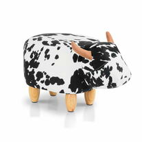 Cow Kids Stool
