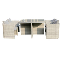 Aoife 4 Seater Outdoor Dining Set