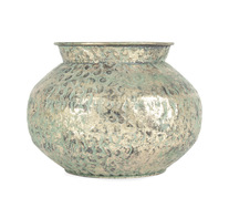 Antique Hammered Vase