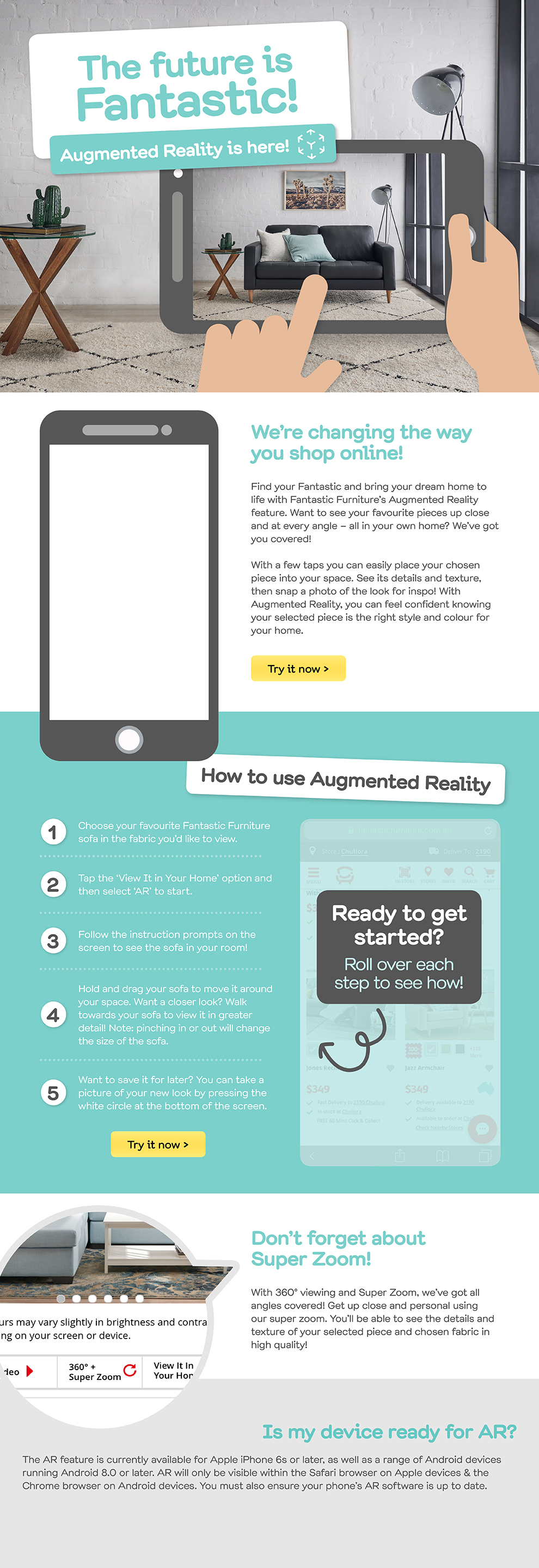 Augmented Reality is here!