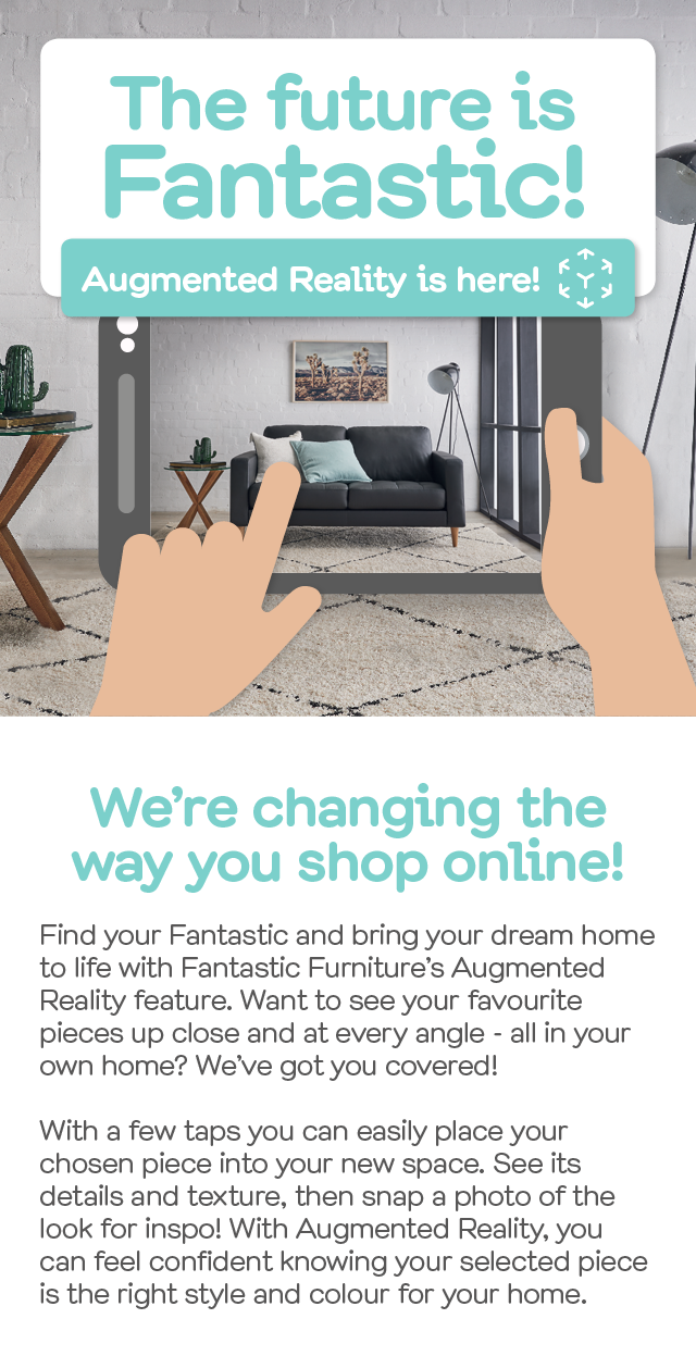 Augmented Reality Is Here Fantastic Furniture