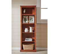 Ashford Large Narrow Bookcase