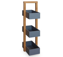 Braxton 3 Shelf Unit