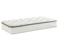 Capri King Single Plush Mattress