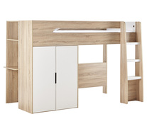 Cabin King Single Loft Bed