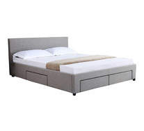 Caleb Double Storage Bed