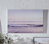 Coastline Dusk Wall Art