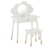 Cloud Kids Dressing Table Set