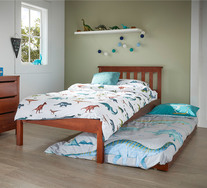 Cooper Single Bed Trundle