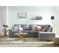 Denver 5 Seater Modular Chaise