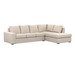 Denver 5 Seater Modular Chaise with Storage