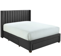 Divina Double Storage Bed