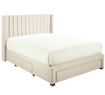 Divina Queen Storage Bed