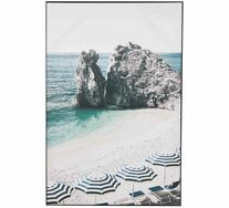 European Getaway Framed Wall Art