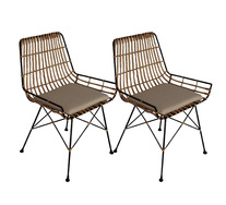 Set Of 2 Elden Dining Chairs