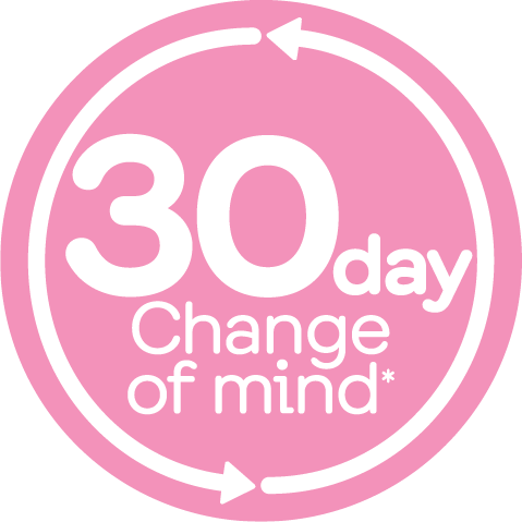 30 Day  Change of Mind!