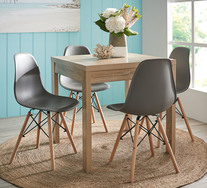 Havana 4 Seater Dining Table