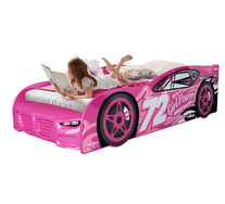 Hailie Race Car Single Bed