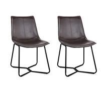 Set Of 2 Holly Dining Chairs