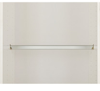 Home Large Robe Hanging Rail