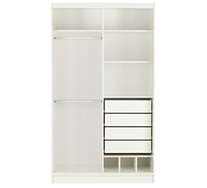 Home 2 Door Wardrobe Package