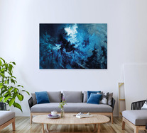 Into The Storm Wall Art