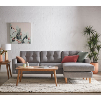 Jazz 3 Seater Chaise