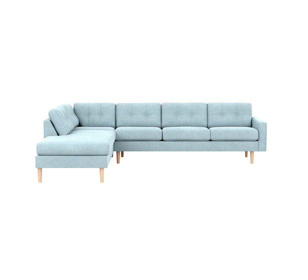 Jazz 5 Seater Modular Chaise