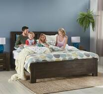 Kingston King Bed