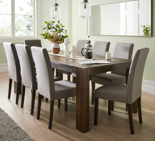 Kingston 8 Seater Dining Table