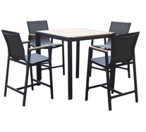 Kartini Deluxe Outdoor Bar Dining Set
