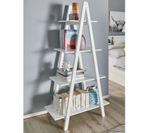 Lean 4 Shelf A Frame Bookcase