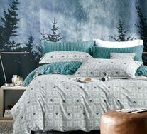 Leopold Double Quilt Cover Set