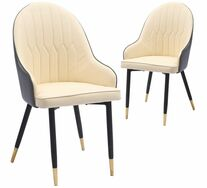 Set Of 2  Luisa Dining Chairs