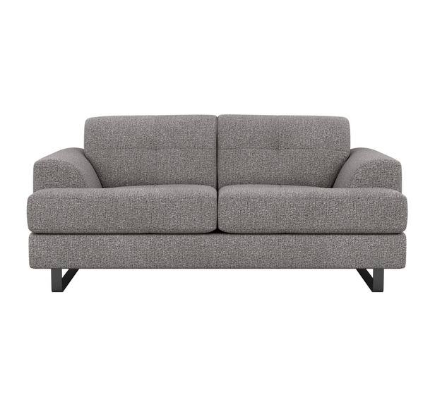 Miami 2 Seater Sofa With Black Legs