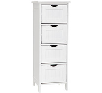 Maine 4 Drawer Storage Unit