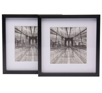 Set Of 2 Metallicus Frames