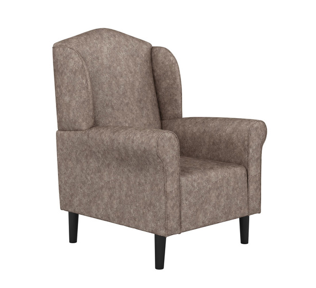 Maggie Armchair With Black Legs