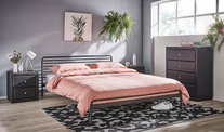 Nelson Double Bedroom Package with Bondi Tallboy