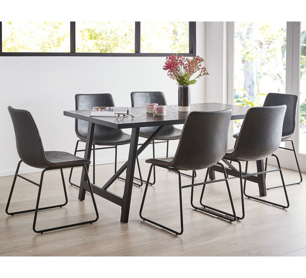 Nicholls 6 Seater Dining Table