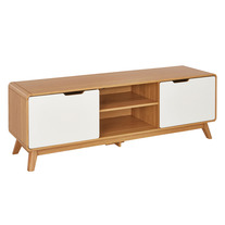 Retro 160cm Lowline Entertainment Unit