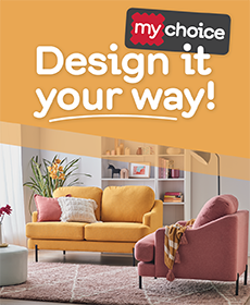 MyChoice Sofas and Armchairs