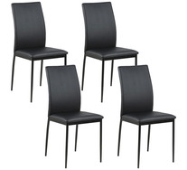 Set Of 4 Oprah Dining Chairs