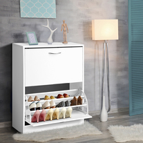 Pearse Single Tier Shoe Cabinet