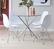 Pinto 4 Seater Dining Table